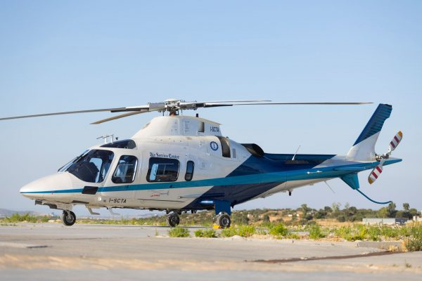 Agusta helicopter Air Power Aviation